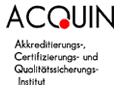 ACQUIN - Accreditation