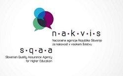 SQAA-NAKVIS - Slovenian Quality Assurance Agency for Higher Education
